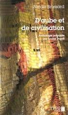 D aube et de civilisation anthologie