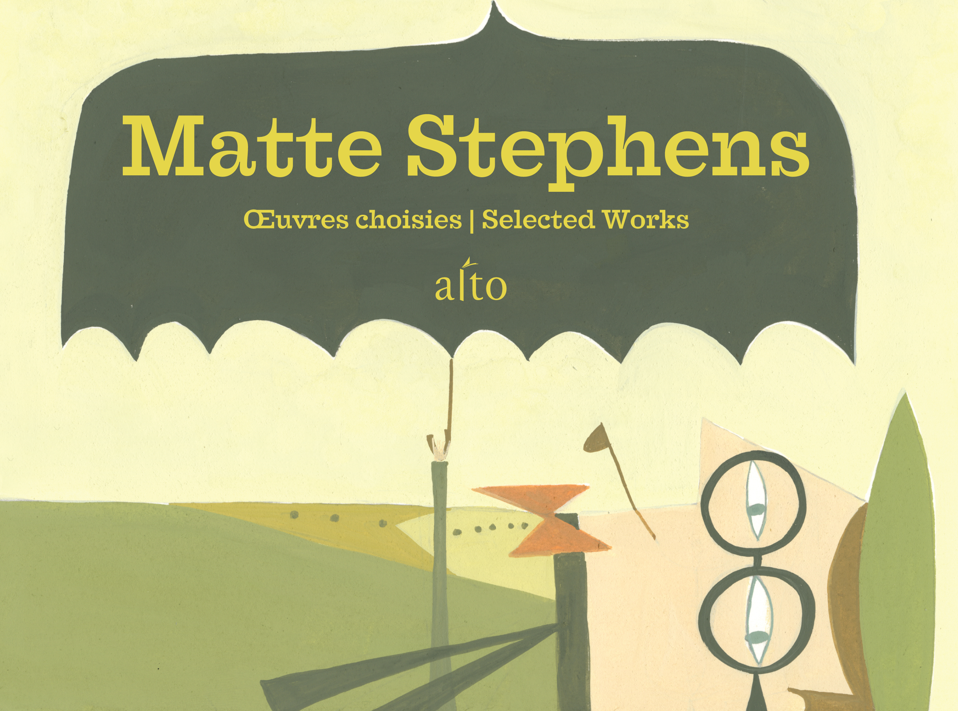 Matte Stephens : Oeuvres choisies