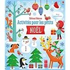 Noël. Activités pour les petits (avec autocollants)